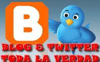 Blog y Twitter, toda la verdad