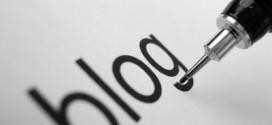 Escribir un blog, ¿una forma de vida?