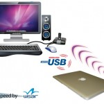 WISAIR WIRELESS USB DISPLAYDOCK FOR MACBOOKS