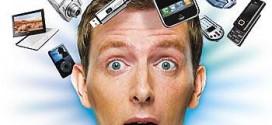 """El hombre más tecnológico: """"No estoy enfermo, solo controlo mi vida"""""""
