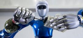 Justín el robot humanoide listo para visitar Marte