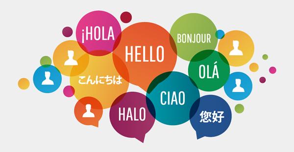 Soporte de idioma